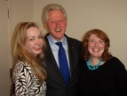Bill Clinton Jane Hamsher Christy Hardin Smith