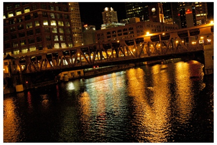 Chicago River Lights2