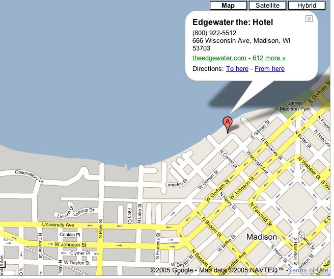 Edgewater Location