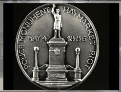 Haymarket Medallion