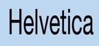 Helvetica 292
