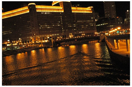 Merchandise Mart At Night2