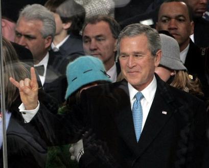Bush Satanic