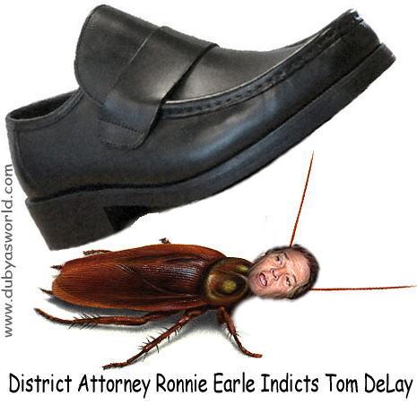 Tom Delay-Squash