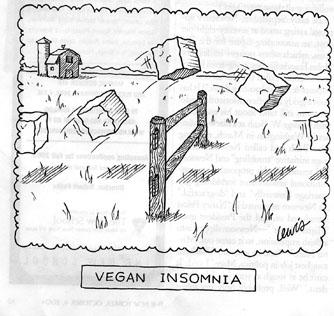 Vegan Insomnia