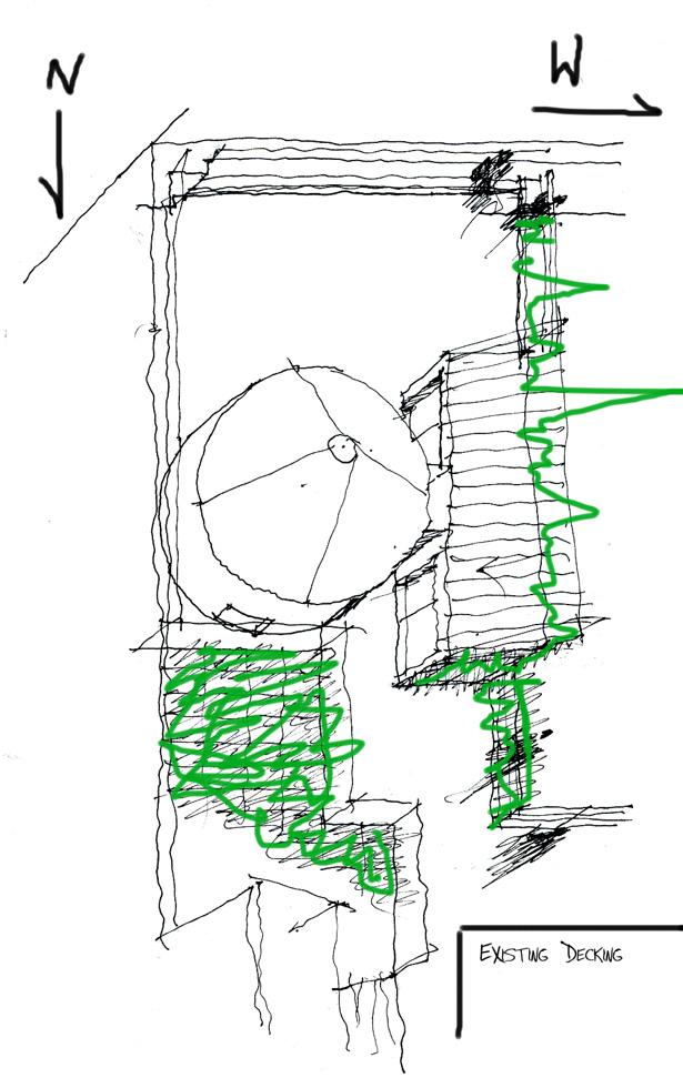 Yurt Sketch