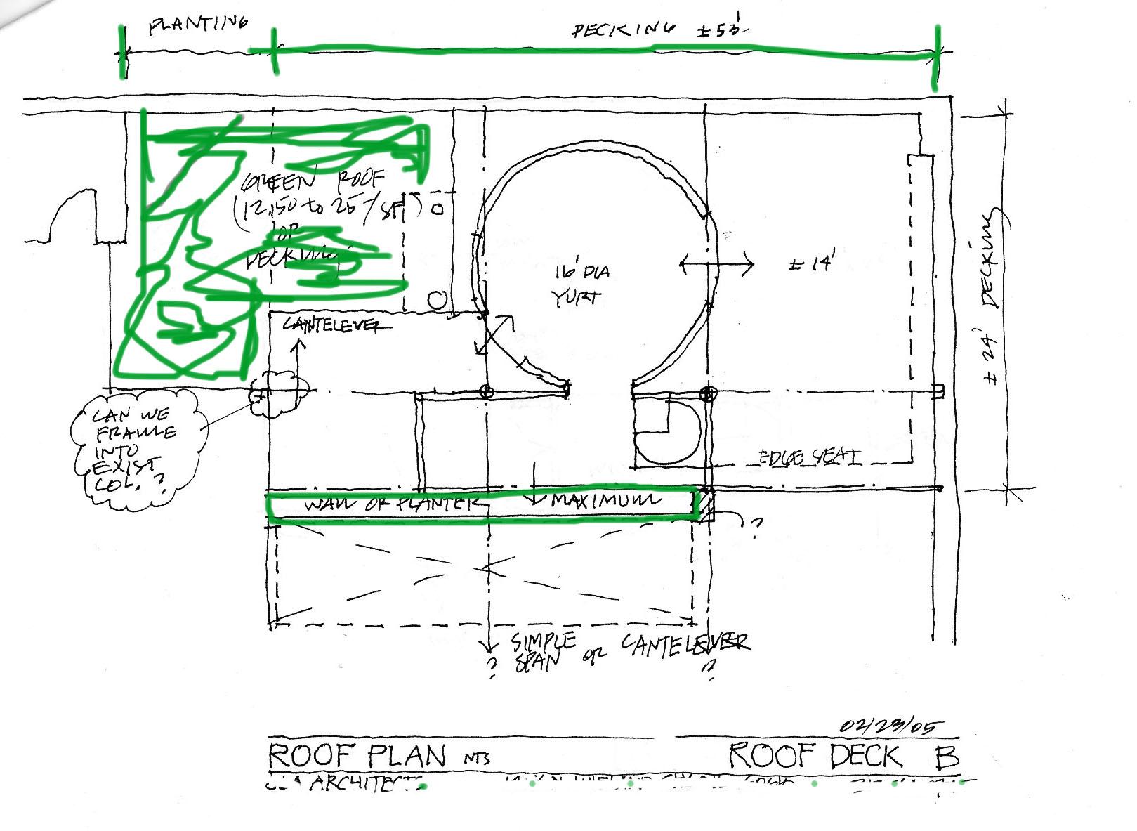 Yurt Plan