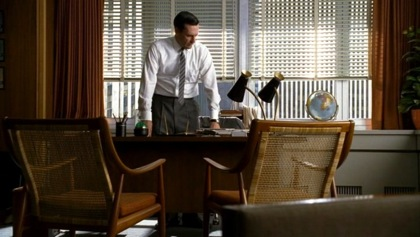 Mad Men Drapers Office 3