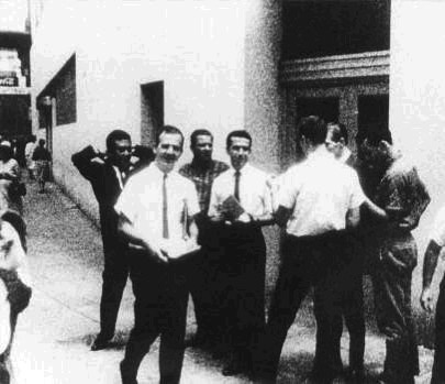 Lee Harvey Oswald and Rafael Cruz
